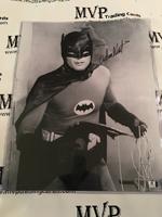 Adam West Authentic Autograph 16x20 Photo