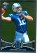 Andrew Luck Rookie