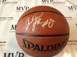 Authentic Autographed Andrew Goudelock Basketball