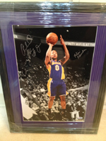 Authentic Autographed Andrew Goudelock 8x10 Photo