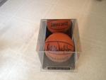 Bill Walton Authentic Autograph Mini Basketball