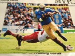 Brett Hundley Autograph Photo