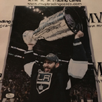 Dwight King 11x14 Authentic Autograph Kings Photo