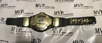 Authentic Hulk Hogan WWF Championship Belt