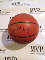 Julius Randle Authentic Autograph Basketball