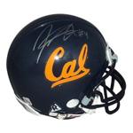 Jahvid Best Authentic Autograph Cal Bears Mini Helmet