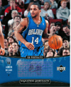 Authentic Jameer Nelson 8x10 Photo