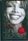 Authentic Janet Jackson Autograph Book