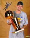 Authentic Jordan Farmar Autograph 8x10 Photo
