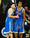 Authentic Jordan Farmar & Arron Afflalao Dual Autograph 8x10 Photo