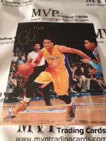 Jordan Clarkson Autograph 11x14 Photo