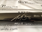 Justin Sellers Authentic Autograph Baseball