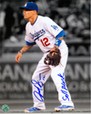Justin Sellers Authentic Autograph 11x14 Photo