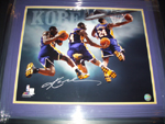Authentic Kobe Bryant Autograph 16x20 Photo