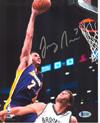 Authentic Larry Nance, Jr Autograph Photo