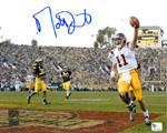 Autograph Matt Leinart Wilson MVP Football