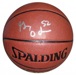 Greg Oden Authentic Autograph Basketball