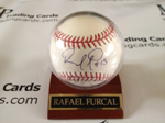 Rafael Furcal Autograph Rawlings Bat