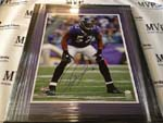Ray Lewis Autograph 16x20 Photo