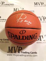 Ricky Rubio Authentic Autograph Basketball