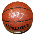 Ron Artest Authentic Autograph Basketball