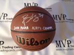 Ryan Kelly Authentic Autograph Wilson Basketball
