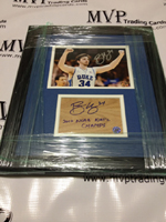 Ryan Kelly Authentic Autograph 13x15 Collage