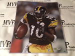Authentic Santonio Holmes 16x20 Photo