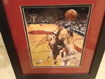 Shaquille O'Neal Authentic Autograph 8x10
