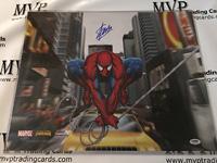 Stan Lee Authentic Autograph 16x20 Photo