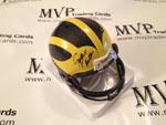 Steve Breaston Authentic Mini Helmet