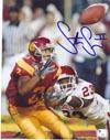 Authentic Steve Smith Autograph 8x10 Photo