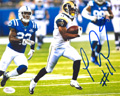 Tavon Austin Authentic Autograph 8x10 Photo