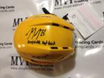Tyler Toffoli Authentic Autograph CCM NHL Helmet
