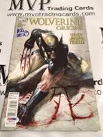 Authentic Len Wein Autograph Comic